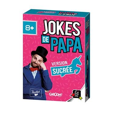 Jokes de Papa! - Extension sucrée