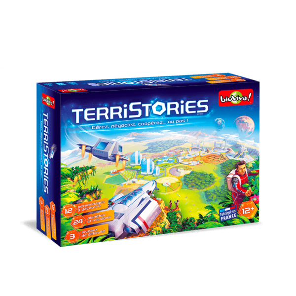 TerriStories Boîte