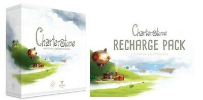 Bundle Charterstone + Recharge Pack