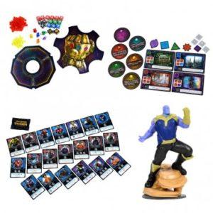 L'ascension de Thanos - Avengers: Infinity