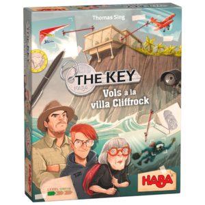 The key vols à la villa cliffrock