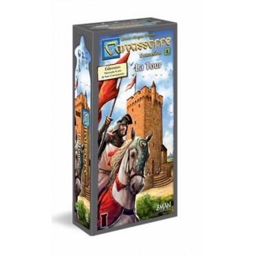 Carcassonne - La tour (ext. 4)