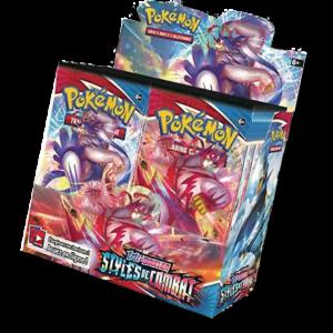 Pokémon sword and shield battle styles box
