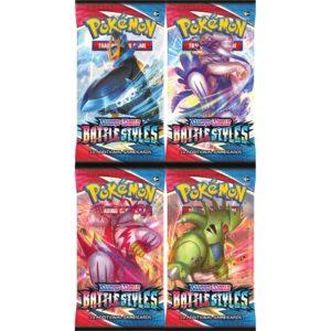 Pokémon sword and shield battle styles