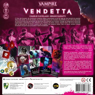 Vendetta : Vampire la Mascarade