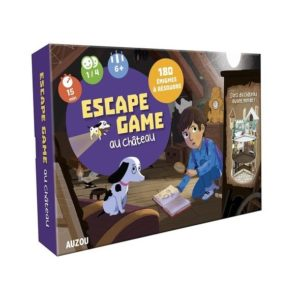 Escape Game au chateau
