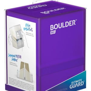 Deck Box Boulder ultimate guard