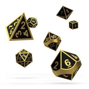 RPG Set Metal Alchemy Gold