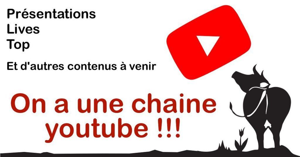 Les Hauts Plateaux chaîne youtube